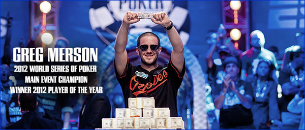 Introduction to Texas Holdem No-Limit Poker - Greg Merson WSOP Champion 2012