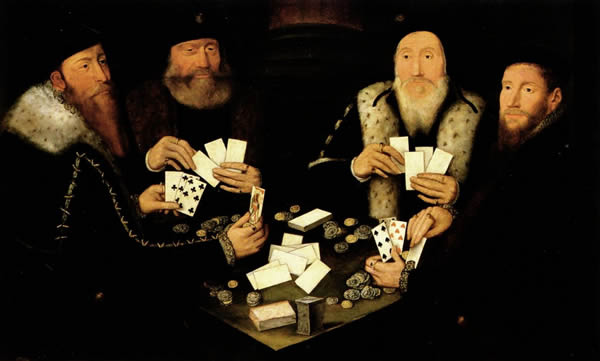 Primero - The mother of poker